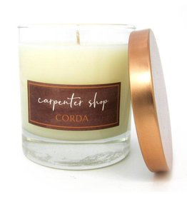 Corda Corda Handcrafted Candle - Carpenter Shop