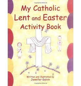 Paulist Press My Catholic Lent and Easter Activity Book: Reproducible Sheets for Home and School