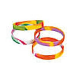 Oriental Trading Walking with Jesus Silicone Bracelets