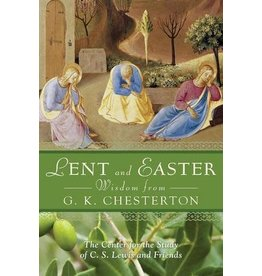 Liguori Publications Lent and Easter Wisdom from G.K. Chesterton: Daily Scripture and Prayers Together with G. K. Chesterton's Own Words ( Lent & Easter Wisdom )