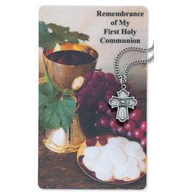 McVan 4 Way Pendant and Prayer Card Set