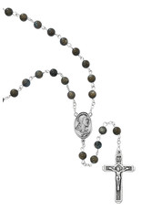McVan 6mm River Rock First Communion Rosary