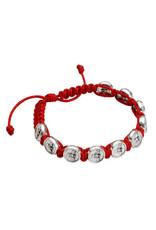 McVan Red Cord Holy Spirit Bracelet