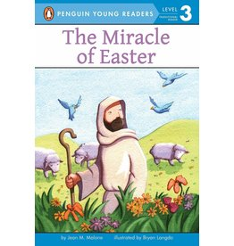 Penguin Young Readers Group The Miracle of Easter (Penguin Young Readers, Level 3)