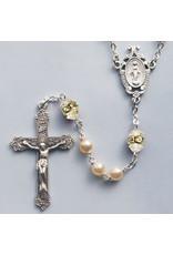 Devon Trading Company Crystal Birthstone Rosary