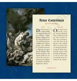 PrayLatin Act of Contrition (Latin)