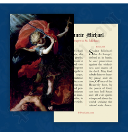 PrayLatin Prayer to St. Michael (Latin)