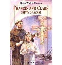 Ignatius Press Francis and Clare of Assisi (Vision Books)