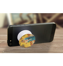 Nelson Fine Art Madonna and Child by Enric M. Vidal Pop-Up Phone Holder