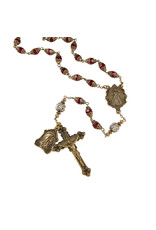 Christian Brands Creed Divine Mercy Vintage Rosary
