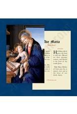 PrayLatin Hail Mary (Latin)