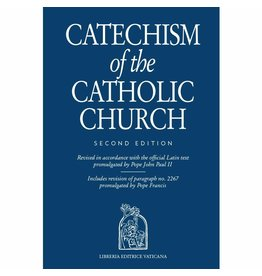 USCCB Publishing Catechism of the Catholic Church, Blue English Updated Edition