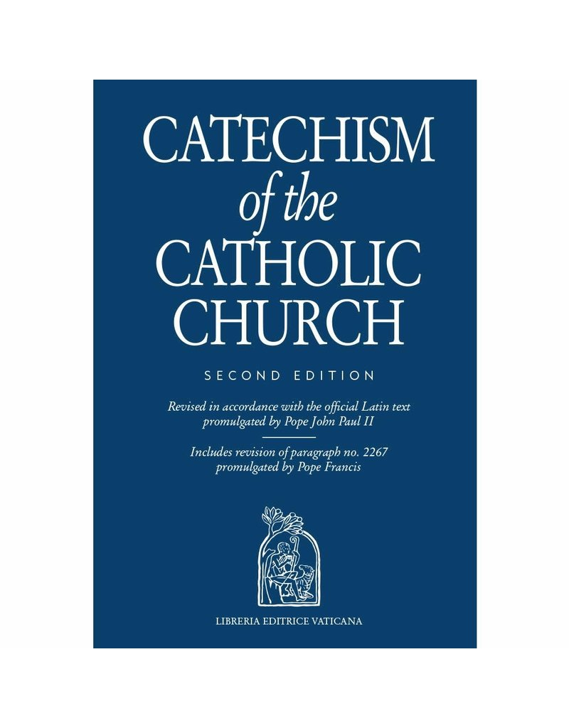 USCCB Publishing Catechism of the Catholic Church, English Updated Edition