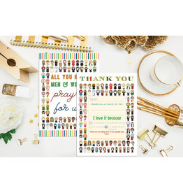 Meyer Market Designs First Communion Thank You Note Cards