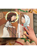 Catholic Sprouts Stations of the Cross Story Book