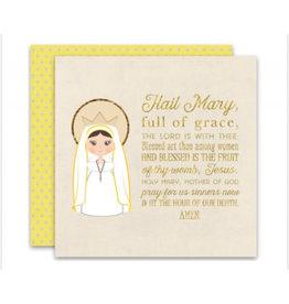Meyer Market Designs Hail Mary Ultra Soft Lovey Blanket