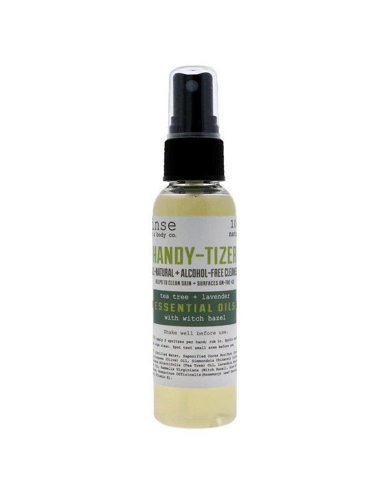 Rinse Bath & Body Co. HandyTizer - Tea Tree and Lavender