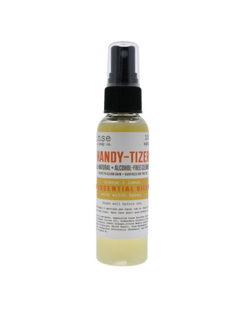 Rinse Bath & Body Co. HandyTizer - Orange Lemon