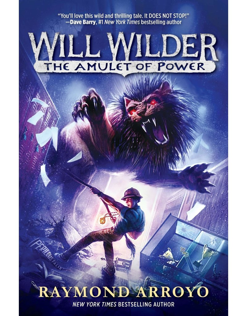 Yearling Will Wilder #3: The Amulet of Power paperback