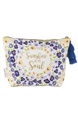 Mary Square Carryall | Sunshine in my Soul Birmingham Foral