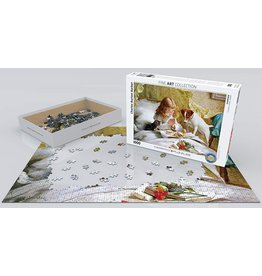 Suspense By Charles Barber 1000 Piece Jigsaw Puzzle