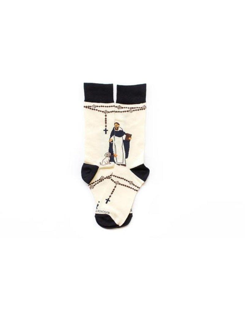 Sock Religious Sock Religious Socks St. Dominic