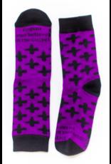 Sock Religious Lent Kids Socks