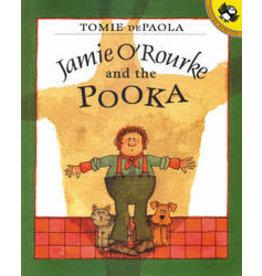 Penguin Random House Jamie O'Rourke and the Pooka