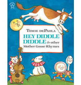 Penguin Random House Hey Diddle Diddle & Other Mother Goose Rhymes
