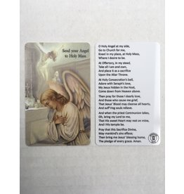 Memorare Gifts Send Your Angel to Holy Mass