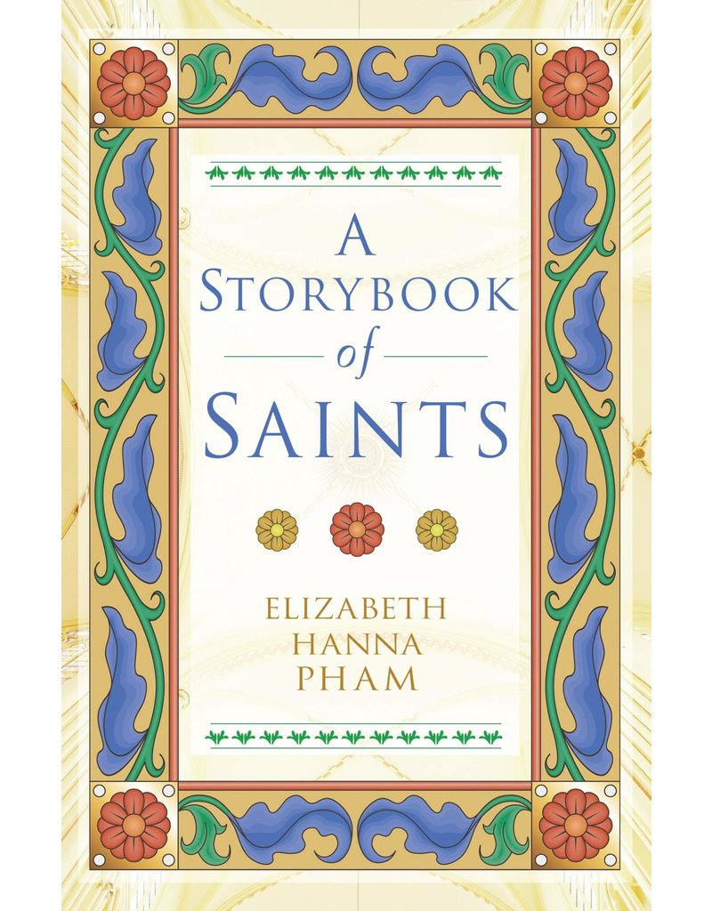 Sophia Institute Press A Storybook of Saints