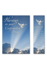 The Printery House Blessings on your Confirmation Day Confirmation Card