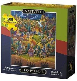 D.O.W.D.L.E Puzzle Nativiy Scene