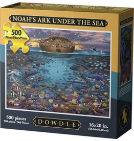 New Day Exclusive Noah's Ark Under the Sea Jigsaw Puzzle 500 Piece