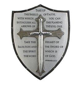 "Roman, Inc Wall Plaque-Armor Of God (6.5"")"