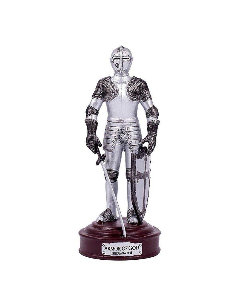 "Figurine-Armor Of God-Knight/Ephesians 6:1 (5"")"