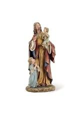 St Joseph's Studio from Roman 10' Jesus with Children statue