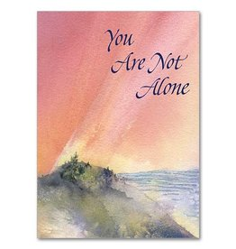 The Printery House You Are Not Alone Sympathy Card