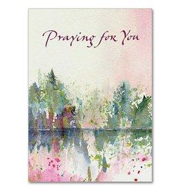 The Printery House Praying for You Sympathy Card