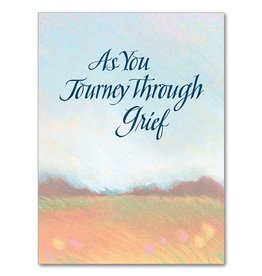 The Printery House As You Journey Through Grief Continued Sympathy Card