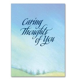 The Printery House Caring Thoughts of You Continued Sympathy Card