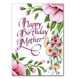 The Printery House Happy Birthday Mother Birthday Card