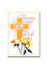 The Printery House Anniversary Wishes Wedding Anniversary Card