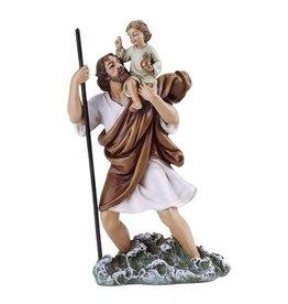 "Joseph's Studio 4"" St. Christopher Statue"