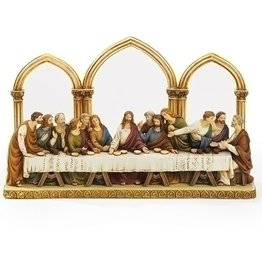 "Joseph's Studio 12"" W Last Supper With Arches"