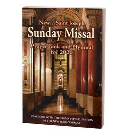 Catholic Book Publishing Corp 2020 St. Joseph Annual Sunday Missal