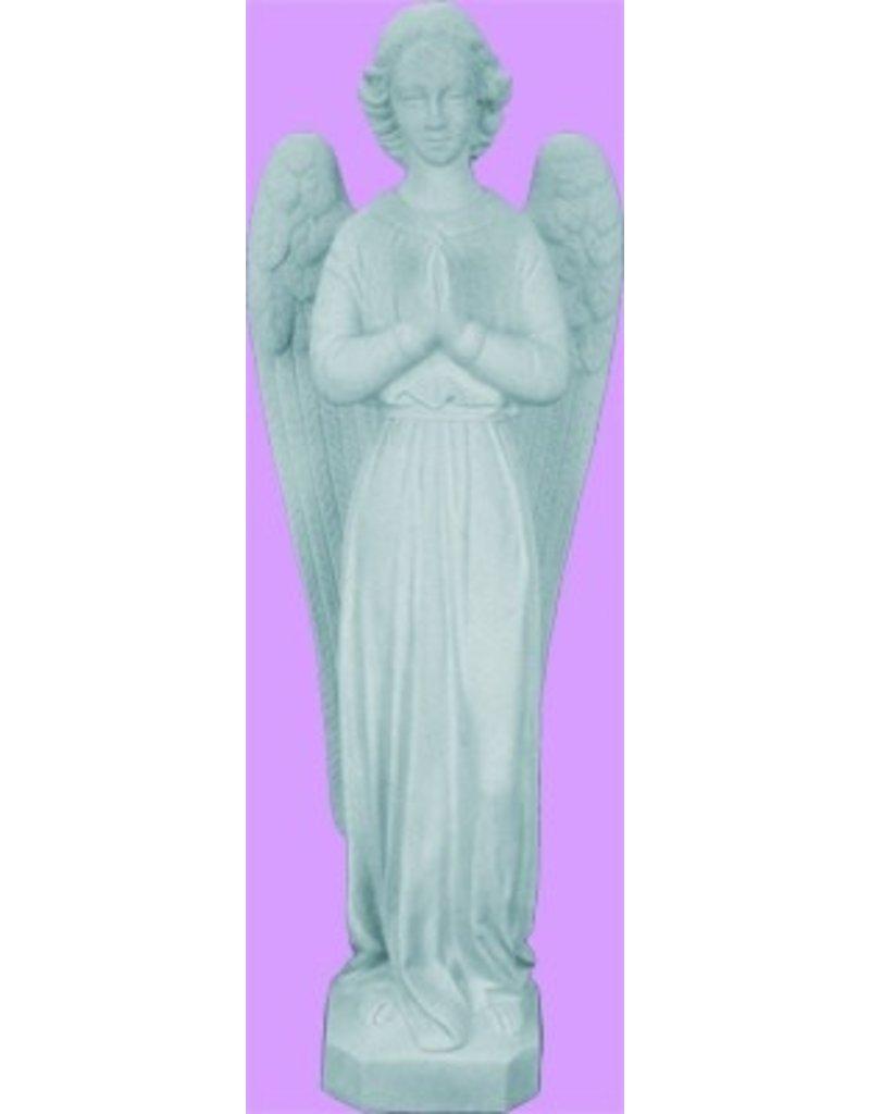 Space Age Plastics 24 inch Standing Angel - Granite Finish