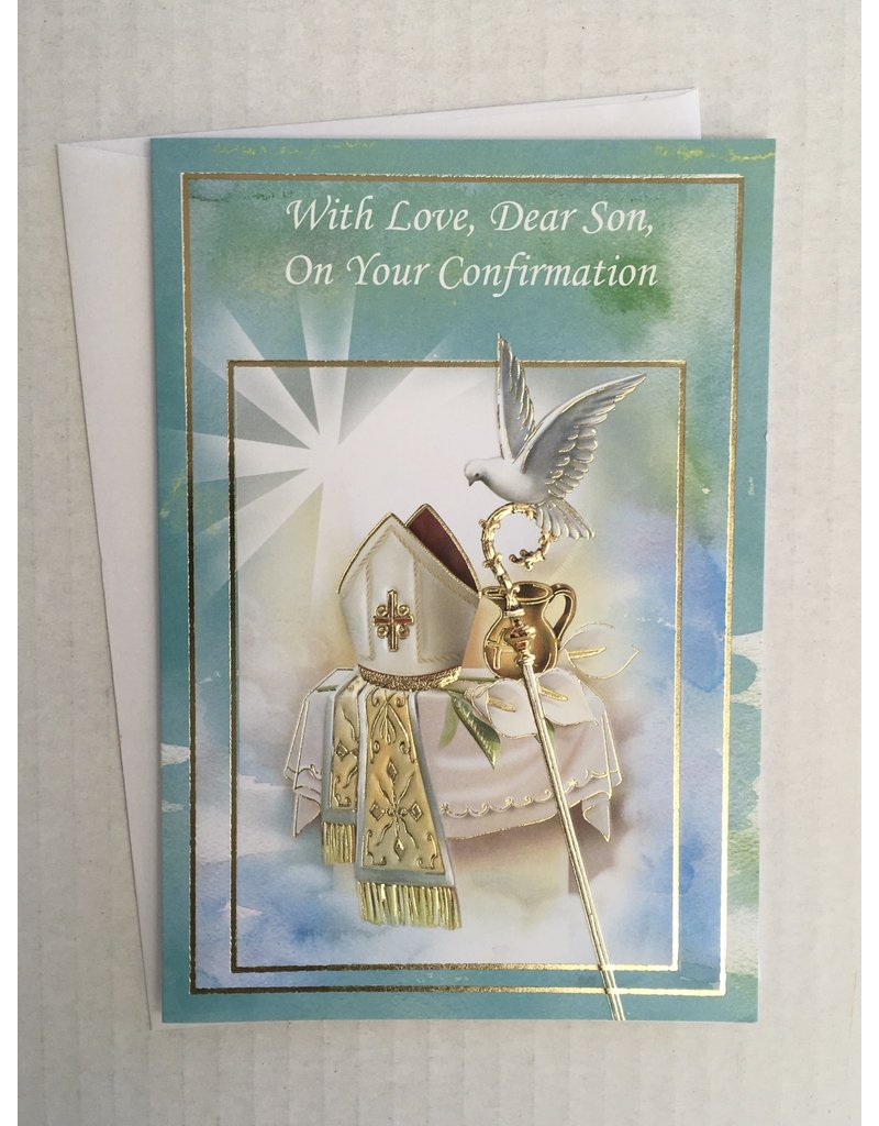 alfred mainzer With Love, Dear Son, On Your Confirmation
