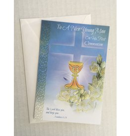 alfred mainzer To a Nice Young Man On His First Communion