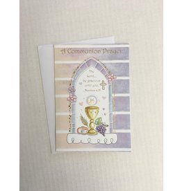 alfred mainzer A Communion Prayer